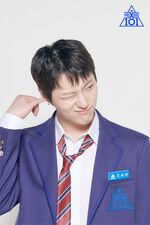 Cho Seungyoun Produce X 101 Promotinoal 3