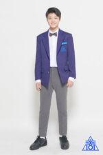 Lee Eugene Produce X 101 Promotional 2