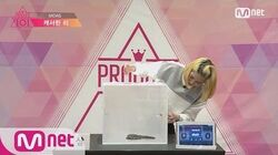 Produce 101 MIDAS Choi Yu Bin, Katherine Lee, Han Ji Yeon @Hidden Box EP.01 20160122