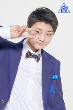 Lee Eugene Produce X 101 Promotional 3