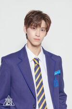 Han Gichan Produce X 101 Promotional 4