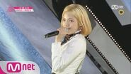 Produce 101 1 1 EyecontactㅣKatherine Lee – Group 2 Wonder Girls ♬Irony EP