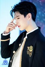 Cho Seungyoung Produce X 101 Finale Promotional 1