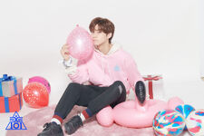 Han Gichan Produce X 101 Promotional 9