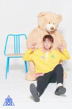 Tony Produce X 101 Promotional 9