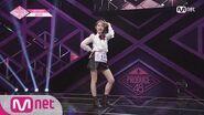 PRODUCE48 단독 풀버전 에프이엔티 김도아 ♬So Hot @기획사별 퍼포먼스 180622 EP