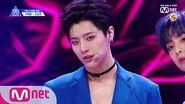PRODUCE X 101 단독 직캠 일대일아이컨택ㅣ조승연 - EXO ♬Love Shot @그룹X배틀 190517 EP