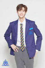 Han Gichan Produce X 101 Promotional 3