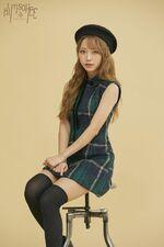 Kim Sohee the fillette