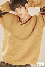Yoon Yongbin bnt Pictorial 15
