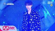 PRODUCE X 101 단독 직캠 일대일아이컨택ㅣ한기찬 - EXO ♬MAMA @그룹X배틀 190517 EP