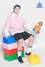 Lee Eugene Produce X 101 Promotional 7