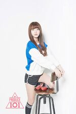 Kim Sohee Produce 101 Promotional 5