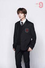 Yoon Yongbin Mix Nine Promo 1