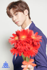 Han Gichan Produce X 101 Promotional 6