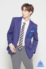 Han Gichan Produce X 101 Promotional 2