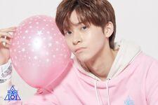 Han Gichan Produce X 101 Promotional 1