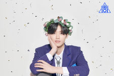 Kang Minhee Produce X 101 Promotional 4
