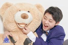 Lee Eugene Produce X 101 Promotional 6