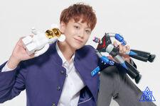 Tony Produce X 101 Promotional 6