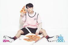 Yoon Yongbin Produce 101 Promotional 3