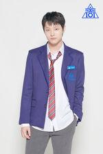 Cho Seungyoun Produce X 101 Promotinoal 2