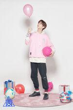 Han Gichan Produce X 101 Promotional 8