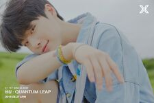 Cho Seungyoun Quantum Leap Promo 2