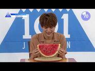 PRODUCE 101 JAPANㅣ東京ㅣ【西野 友也(Nishino Tomoya)】10秒チャレンジをします!ㅣ@自己紹介 1分PR