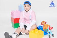 Lee Eugene Produce X 101 Promotional 8