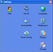 Progressbar XB Settings