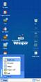 Progressbar Whisper Home Screen