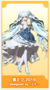 SnowMiku2019 FTDX