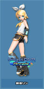 Kagamine Rin Arcade