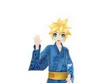 Yukata Style (Len)