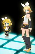 Kagamine Rin PSP 1