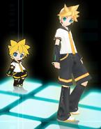 Kagamine Len PSP 1