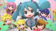 Hatsune Miku Project Mirai 2 - Opening
