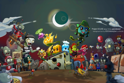 Plants vs. Zombies 2: Project ECLISE Wiki