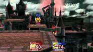 Project M - Dracula's Castle Gameplay - Super Smash Bros