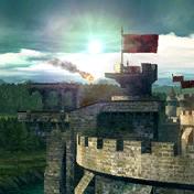 Castillo asediado en Project M