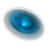 Hidden-wormhole