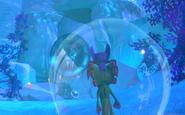 Icymetric Palace Underwater Lake Entrance