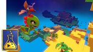 Yooka-Laylee - Toybox Release Trailer