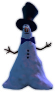 Classy Snowman Cropped