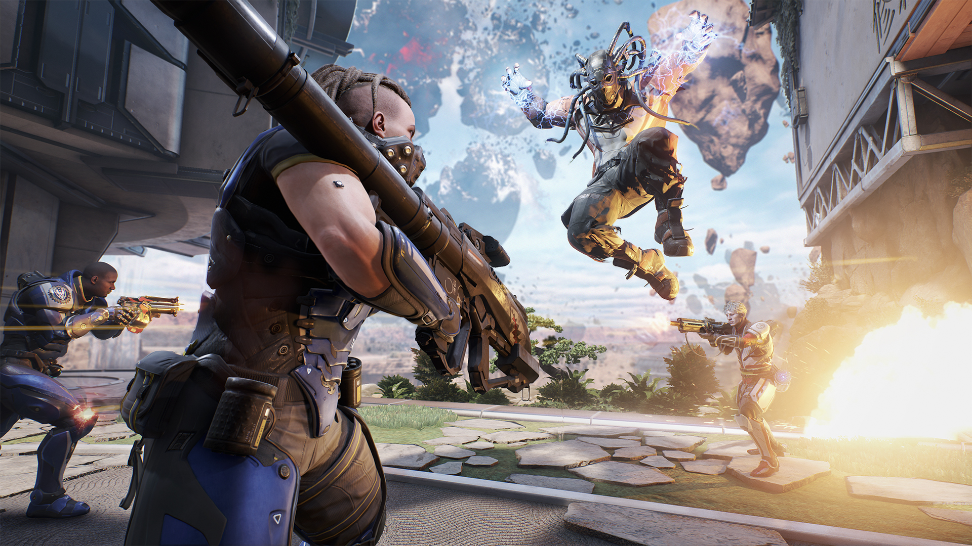 Image result for lawbreakers