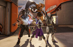 LawBreakers E3 Breakers.jpg