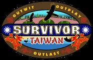 SurvivorEnderronTaiwanLogo