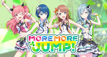 MORE MORE JUMP!