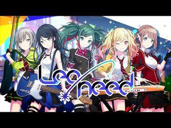 「プロジェクトセカイ」Leo-need_ユニットPV